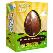 Moo Free Organic Dairy Free Bunnycomb Egg 130g (MF807)