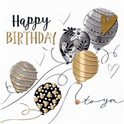 Balloons Card (MKE30001)