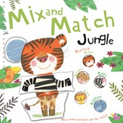 Mix N Match Book Jungle (MNM07)