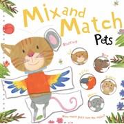 Mix N Match Book Pets (MNM08)
