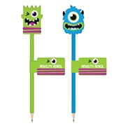 Monsters Novelty Pencil (MOSF)