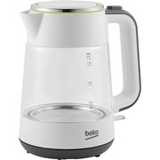 Beko New Line Glass Kettle 1.7l (WKM6321W)