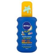 Nivea Childrens Sun Spray Spf50+ 200ml (BD113104)