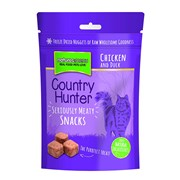 natures:menu Country Hunter Cat Treats Chicken & Duck 40g (NMCTD)