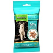 natures:menu Real Meat Salmon & Trout Mini Treats For Cats 60g (NMSTT)