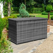 Cushion Storage Box-grey (N17477)