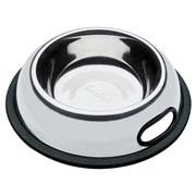 Ferplast Stainless Steel Nova Non Slip Pet Bowl 0.5lt (71072005)