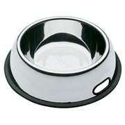 Ferplast Stainless Steel Nova Non Slip Pet Bowl 2.5lt (71080005)