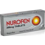 Nurofen Tablets 8s (NT8)