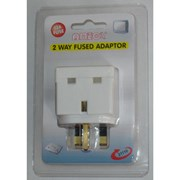 Omega Fused 2way Adaptor (21110CS)