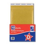 O'style Padded Envlps Gold 180x265 D (STA037)