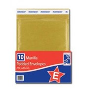 O'style Padded Envlps Gold 200x265 E (STA038)