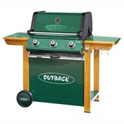 Outback Ranger Gas Bbq (OUT370696)