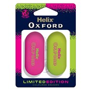 Oxford Clash 5 Pink Erasers (102419)