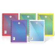 A5 Twin Wire Designer Notebook Asst (PADPPA5)