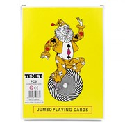 Texet Jumbo Playing Cards (PC5)