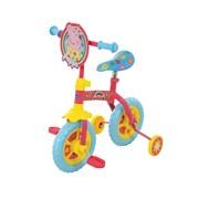 "Peppa Pig My First 2 in 1 10"" Training Bike (M14705)"