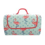 Picnic Blanket Flamingo 130 x 150mm (OUT175336)
