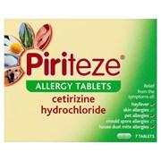 Pireteze Allergy Tabs 7s (GSK036652)