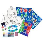 Pj Masks Craft & Create Mask Set (4582)