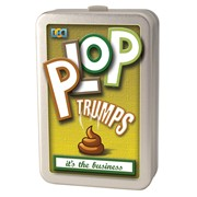 Cheatwell Plop Trumps Card Game (12599)