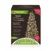 Premier 1500 M-a Treebrights W/timer White/warm White (LV162180WWW)