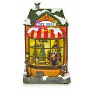 Premier Lit Toy Shop With Rotating Scene (LB184505)
