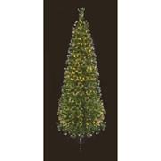 Premier Slim Fibre Optic Crystal Tip Tree 80cm (FT183231)