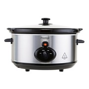 Presitge Prestige Manual Slow Cooker Stainless Steel 3.5l (47132)
