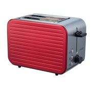Prestige Jug 2 Slice Toaster Red (46121)