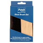 Punch Shoe Brushes Twin Pack (2044473)