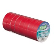 Ultratape Pvc Insulation Tape Red 8s 20m (PV01201920RD8)