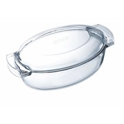 Pyrex Glass Oval Casserole 5.8lt (460A000)