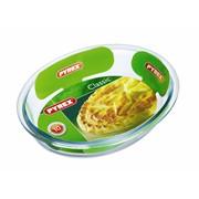 Pyrex Glass Oval Pie Dish 0.75lt (189B000)