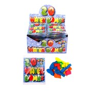 Henbrandt 20 Piece Water Bombs (R19111)