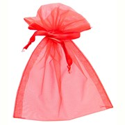 Red Favour Bag 10s (BG2006)