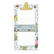 Magnetic Shopping Clipboard Peter Rabbit (RFS12268)