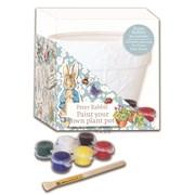 Paint Your Own Plant Pot Peter Rabbit (RFS12297)