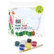 Paint Your Own Plant Pot Eric Carle (RFS12333)
