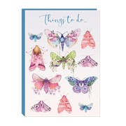 Things To Do Notes & List Set Butterflies (RFS12393)