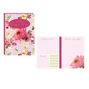 Things To Do Notes & Lists Pad Set Lilac Bloom (RFS12758)