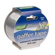 Ultratape Rhino Silver Cloth Tape 50m (RH0043-50-SILV)