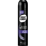 Right Guard Total Defence 5 Active Power Apd Men 250ml (2235699)