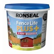 Ronseal Fence Life Plus Red Cedar 9lt (37635)