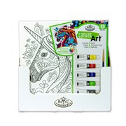 Royal Brush Canvas Art Gift Set (RTN-251)