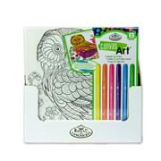 Royal Brush Canvas Art Gift Set (RTN-253)