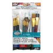 Royal Brush Royal & Lang Nickel Paintbrushes (RSET-9387)