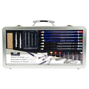 Royal Brush Sketch & Draw Gift Tin Set (RSET-ART2803)