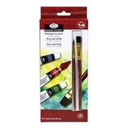 Royal Brush Watercolour 12pce Paint Set (WAT12)