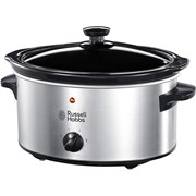 Russell Hobbs Manual Stainless Steel Slow Cooker 3.5l (23200)
